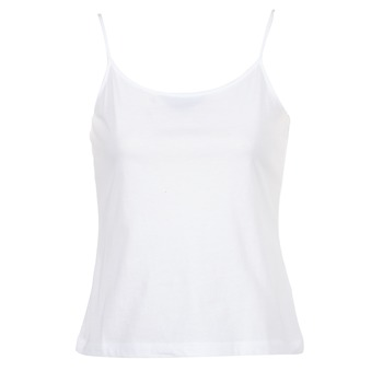 textil Mujer camisetas sin mangas BOTD FAGALOTTE Blanco
