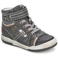 Zapatos Niño Zapatillas altas GBB HERMINIG Gris