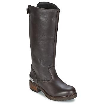 Zapatos Mujer Botas urbanas Love Moschino JA26094 Negro