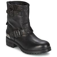 Zapatos Mujer Botas de caña baja Love Moschino JA24034 Negro