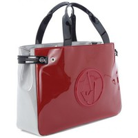 Bolsos Mujer Bolso Armani jeans SHOPPING BURGUNDY Multicolore