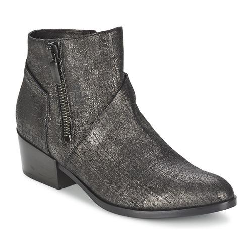 Zapatos casuales salvajes Zapatos especiales Janet&Janet VILLIA Negro
