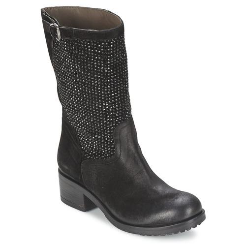 Botas Caña Negro Baja Now Zapatos Mujer Diola De rodWBCeQx