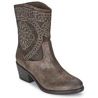 Zapatos Mujer Botines Now PIOMBO Gris