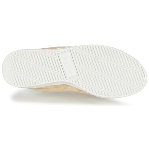 Gran descuento Zapatos especiales Diadora GAME LOW SUEDE Beige