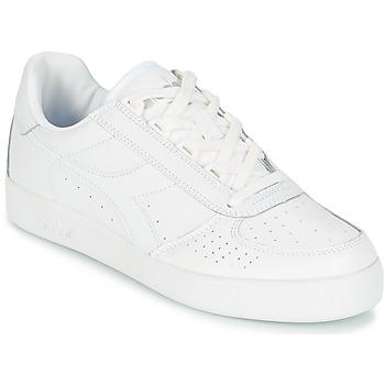 Zapatos Zapatillas bajas Diadora B.ELITE Blanco