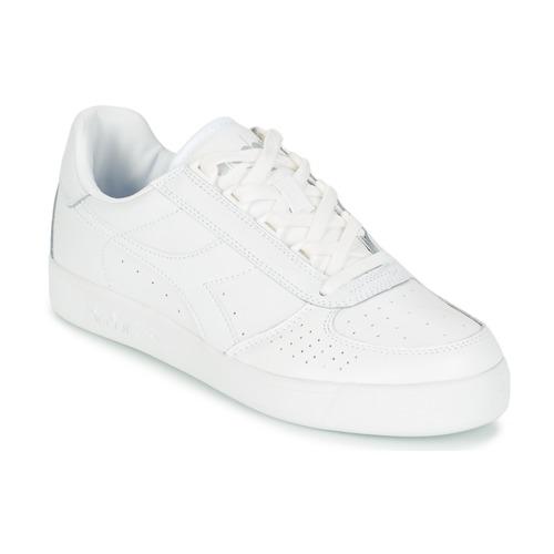 Zapatos promocionales Diadora B.ELITE Blanco  Venta de liquidación de temporada