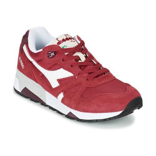 Zapatos cómodos y versátiles Diadora Diadora Diadora N9000 III Rojo - Envío gratis Nueva promoción - Zapatos Deportivas bajas 1ba07d