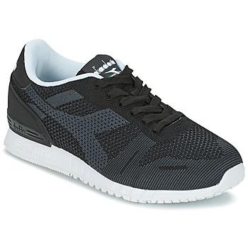 Zapatos Zapatillas bajas Diadora TITAN WEAVE Negro