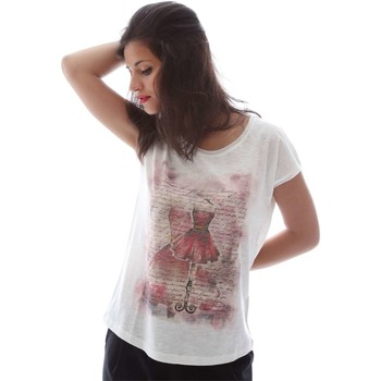 Key Up S07g T-shirt Mujeres