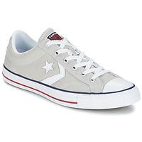 Zapatos Hombre Zapatillas bajas Converse STAR PLAYER CORE CANVAS OX Gris / Claro / Blanco