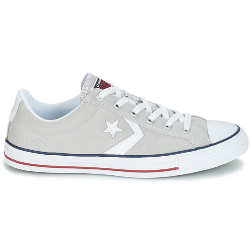 Canvas Ox Blanco Player Star Converse Core GrisClaro 2E9DHeWIY