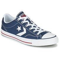 Zapatos Zapatillas bajas Converse STAR PLAYER CORE CANVAS OX Marino / Blanco