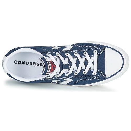Canvas Bajas Star Zapatos Player Ox Core Zapatillas Converse MarinoBlanco pSVqUzMG