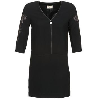 textil Mujer vestidos cortos Stella Forest BRO001 Negro