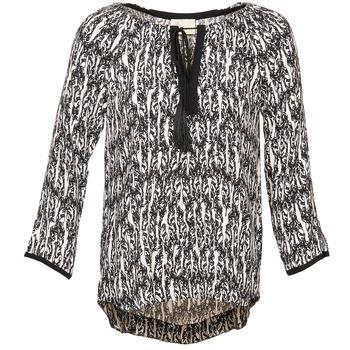 textil Mujer Tops / Blusas Stella Forest BTU010 Crudo / Negro