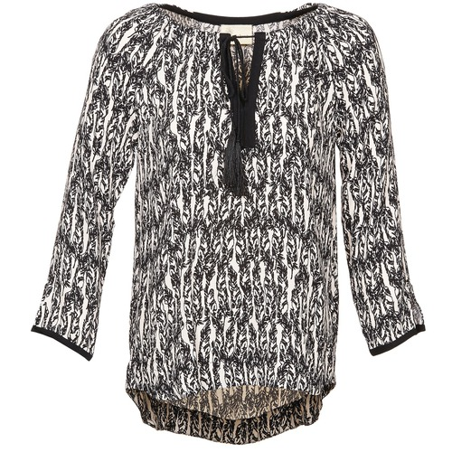 Textil Btu010 TopsBlusas Stella Forest Mujer Negro Crudo N8nXwP0Ok
