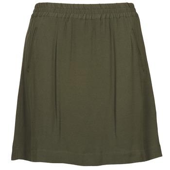 textil Mujer Faldas Stella Forest BJU021 Kaki