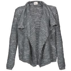 textil Mujer Chaquetas de punto Stella Forest BGI002 Gris