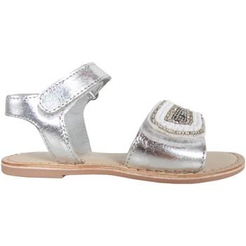 Zapatos Niña Sandalias Cheiw 47114 Plateado