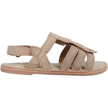 Zapatos Niña Sandalias Cheiw 47115 Beige