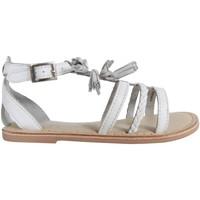Zapatos Niña Sandalias Cheiw 47116 Blanco