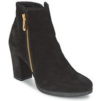 Zapatos Mujer Botines Café Noir TAIBI Negro