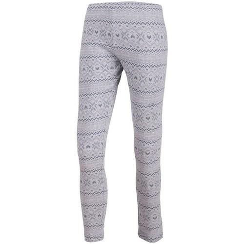 textil Mujer Leggings adidas Originals Neo Nordic Leg Grises