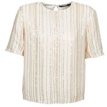 textil Mujer Tops / Blusas Antik Batik ROMINA Crema