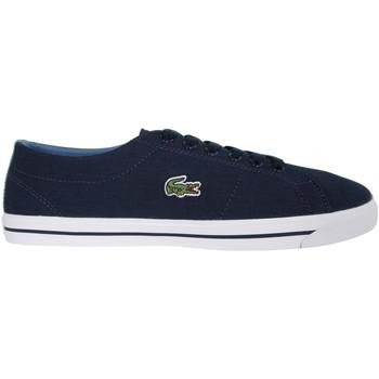 Zapatos Hombre Zapatillas bajas Lacoste 32SPJ0105 MARCEL 003 NVY Azul