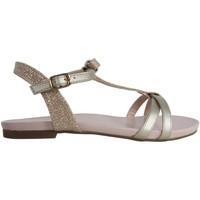 Zapatos Niña Sandalias Cheiw 47076 Plateado