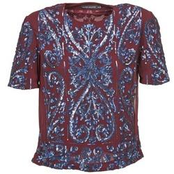 textil Mujer Tops / Blusas Antik Batik NIAOULI Burdeo