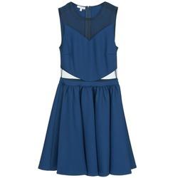 textil Mujer vestidos cortos Brigitte Bardot BB45080 Azul