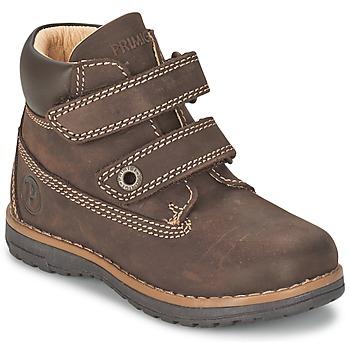 Zapatos Niño Botas de caña baja Primigi ASPY 1 Marrón