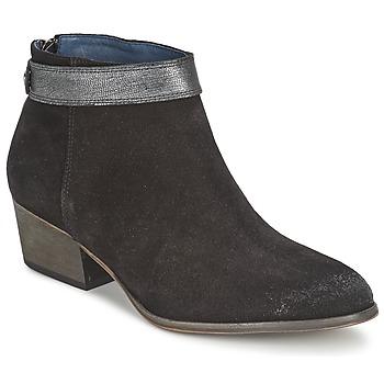 Zapatos Mujer Botines Schmoove SECRET APACHE Negro
