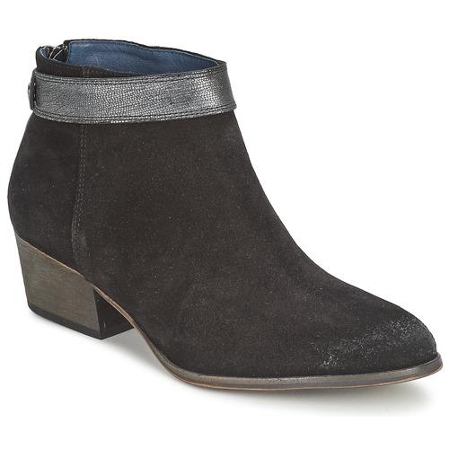 Zapatos promocionales Schmoove SECRET APACHE Negro  Zapatos de mujer baratos zapatos de mujer