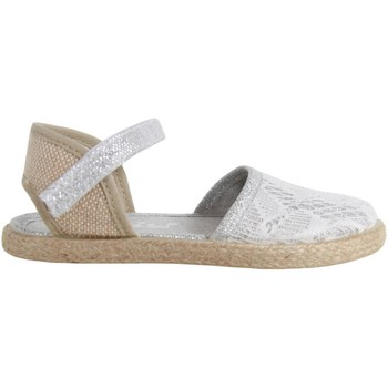 Zapatos Niña Sandalias Cheiw 47110 Plateado