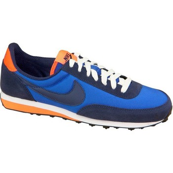 Zapatos Niño Zapatillas bajas Nike Elite GS Azul marino