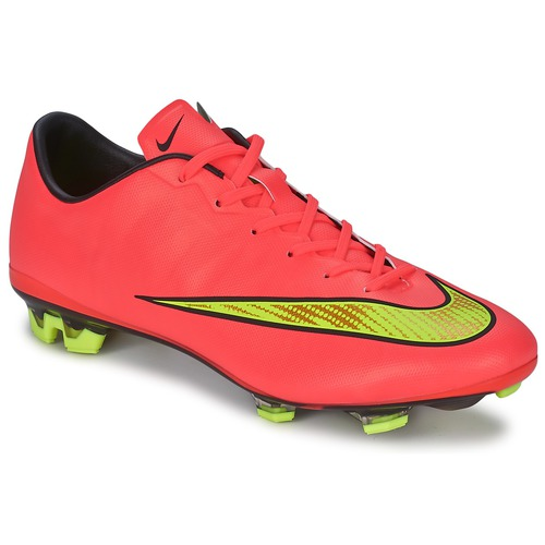Zapatos Hombre Fútbol Nike MERCURIAL VELOCE II FG HYPR / Punch / Cn-Negro-Vlt