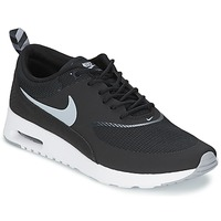 Zapatos Mujer Zapatillas bajas Nike AIR MAX THEA Negro / Wolf / Grey-Anthracite-Blanc