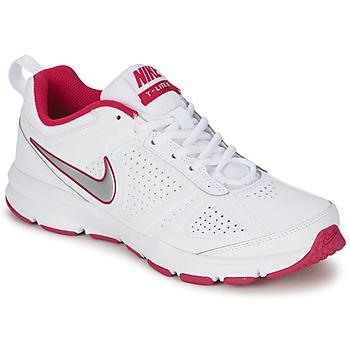 Zapatos Mujer Multideporte Nike T-LITE XI Blanco / Rosa