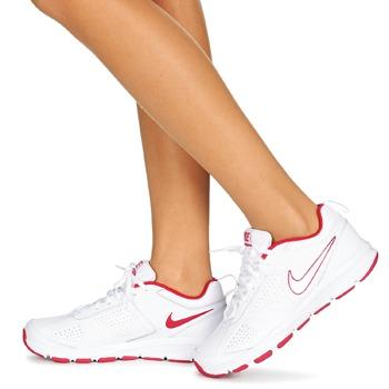 Nike T-LITE XI Blanco / Rosa