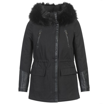 textil Mujer parkas Betty London FOUINI Negro