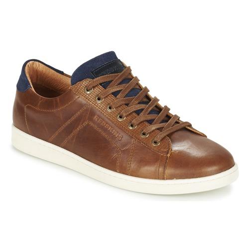 Zapatos especiales para hombres y mujeres Redskins ORMIL Cognac / Marino