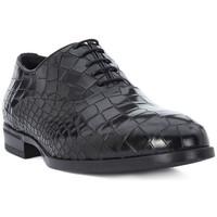 Zapatos Hombre Richelieu Eveet CROCCO NERO Nero