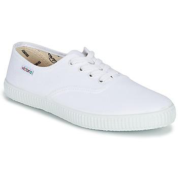 Zapatos Zapatillas bajas Victoria INGLESA LONA Blanco