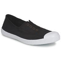 Zapatos Mujer Zapatillas bajas Victoria 6623 Negro
