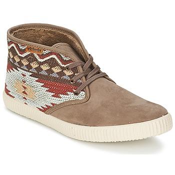 Zapatos Mujer Zapatillas altas Victoria SAFARI TEJIDOS ETNICOS Topotea