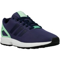 Zapatos Mujer Zapatillas bajas adidas Originals ZX Flux W Light Flash Green