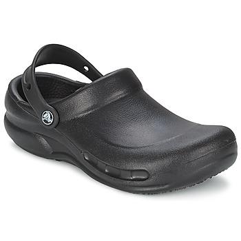 Zapatos Zuecos (Clogs) Crocs BISTRO Negro